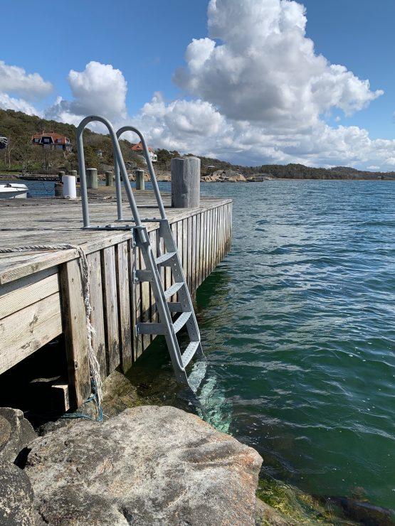 Badstege - Svenska Hamnprodukter